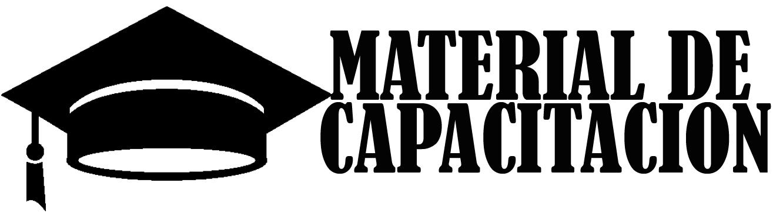 MATERIAL DE CAPACITACION