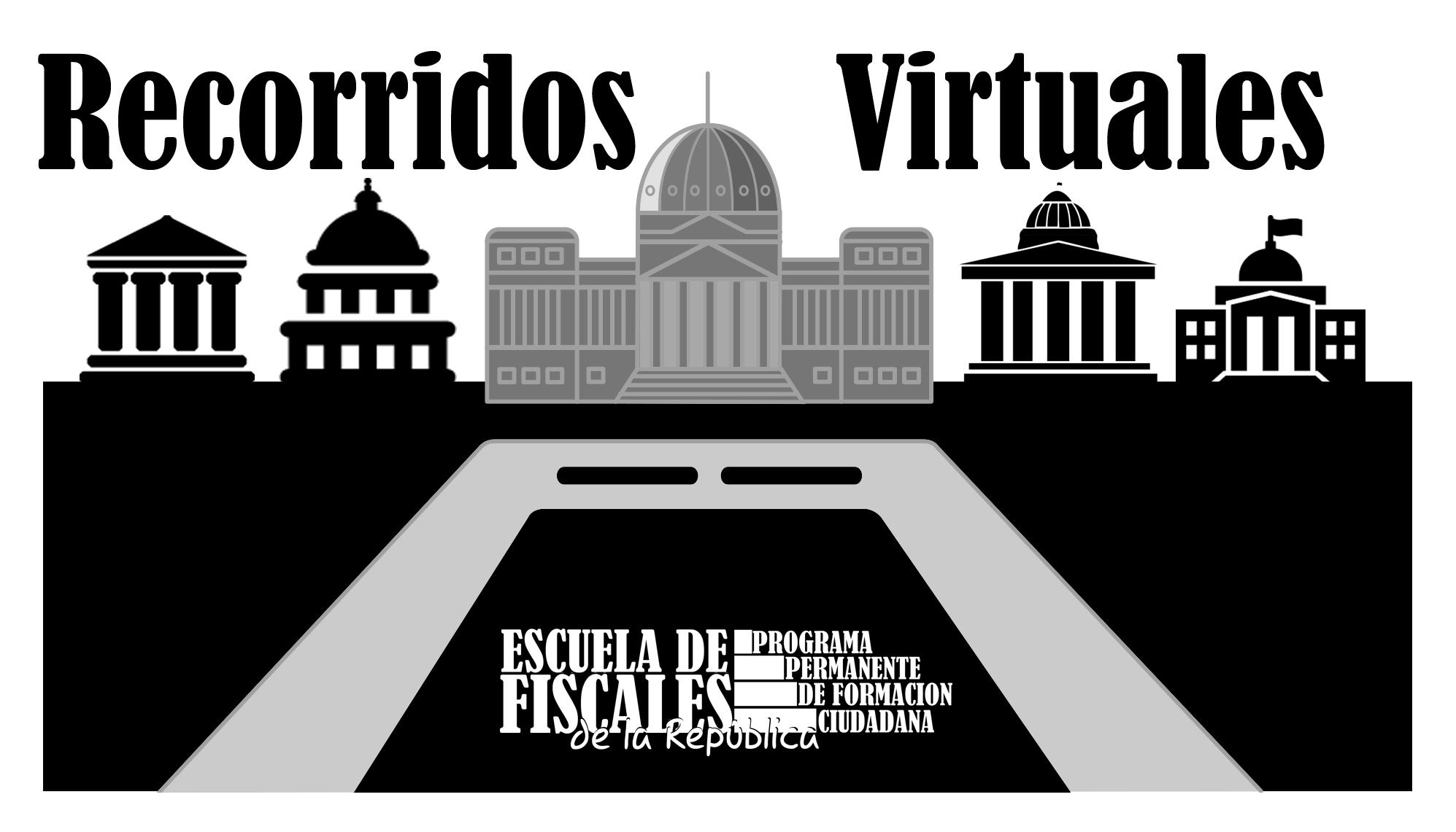 recorridos virtuales logo